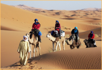 Tours in Morocco taking you to visit Merzouga | private 8 days tour from Tanger to Sahara