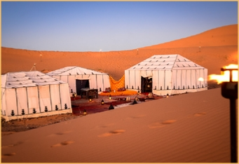 private tour from Marrakech - 4 days tour to Merzouga desert camel trek