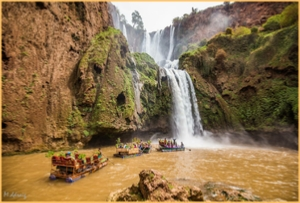 private Morocco Day Trip from Marrakech to Ouzoud waterfalls